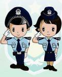Уеб полицаи карат мотор по екрана